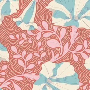 Bilde av Tilda GardenLife Striped Petunia Korall
