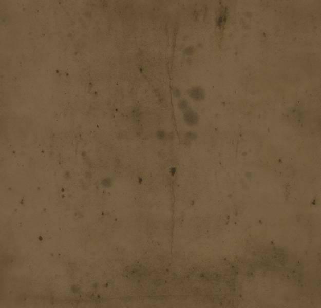 Bomull stoff Tim Holtz, Provisions brun