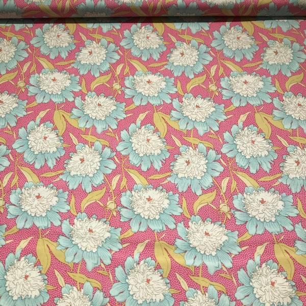 Tilda GardenLife Bowl Peony Pink