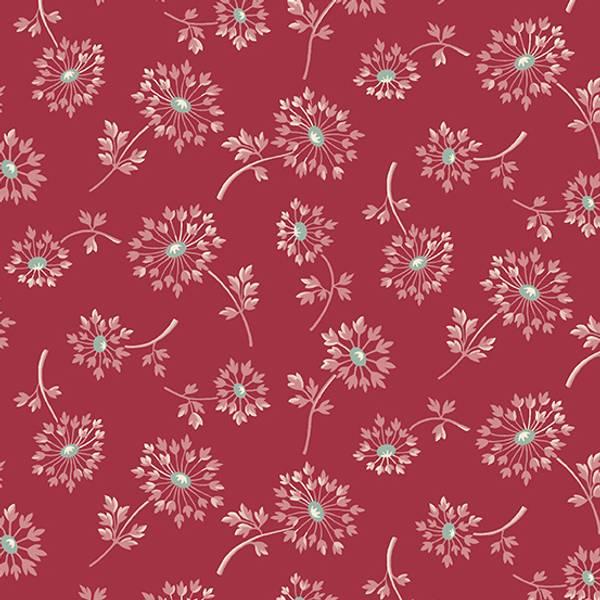 Edyta Sitar - Super Bloom Dandelion rød