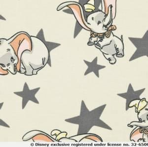Bilde av Bomullsjersey Disney Dumbo