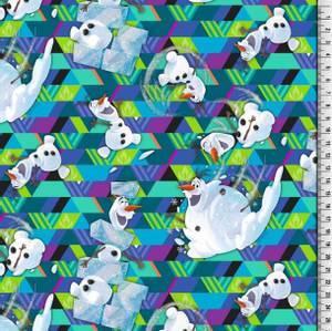 Bilde av Bomull jersey multi Frost Olaf